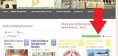 If you are the organizer of a community event – theater production, community garage sale, art show, a big community event – we want you to add your event to our Butler County Calendar Page. We will look at every calendar entry that is submitted. Your event has to meet a few standards – (1) …