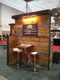 barn tradeshow booth                                                       …
