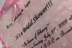 Bridal Shower Decoration Ideas on the Cheap http://www.moneycrashers.com/bridal-shower-decoration-ideas-cheap/