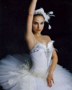 Natalie Portman in, The Black Swan.