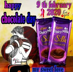 Chocolate Day Images For Whatsapp Choco Chocolate, Valentine Chocolate, Chocolate Recipes, Good Morning Images, Happy Chocolate Day Images, World's Best Food, Image Hd, Happy Friendship Day, Love Images