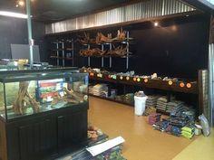 Rock display Aquarium Store, Liquor Cabinet, Display, Rock, Storage, Furniture, Home Decor, Floor Space, Purse Storage