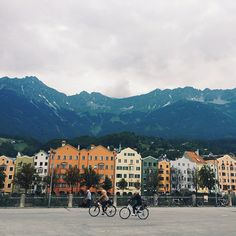 via Close Close Ramos in Innsbruck, Austria Oh The Places You'll Go, Places To Travel, Places To Visit, Rivers And Roads, Adventure Is Out There, France Travel, Adventure Awaits, Wanderlust Travel, Nice View