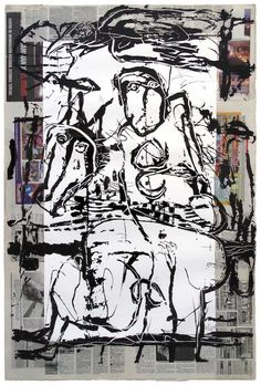 Skot Foreman Gallery Alejandro  Santiago Untitled