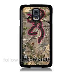 Browning Deer Camo Samsung Galaxy S3 S4 S5 Case, iPhone 4/4S/5/5S/5C Case - Cases, Covers & Skins