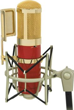 Definitely one of the most sonically sound mics available. Creamy vocals all day. ($600)