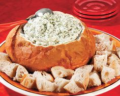 Cool Dill Dip - I'm using only fresh dill weed and am substituting greek yogurt for the sour cream.