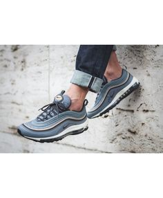 caaedeb4ca3 Nike Air Max 97 Premium Woof Cool Grey Trainers