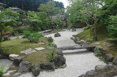 jardin zen pont - Recherche Google