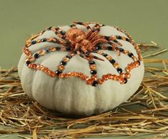 Click through gallery of no-carve pumpkin decorating ideas for Halloween