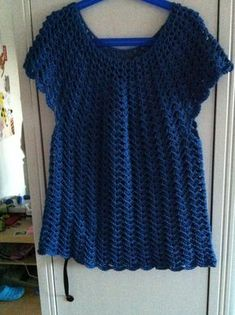 Scalloped Summer Top By Elaine Phillips - Free Crochet Pattern - (ravelry)
