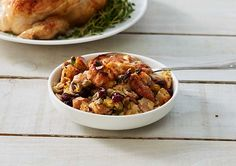 Cranberry and Bacon Stuffing recipe - Easy Countdown Recipes