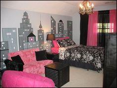 New York Style loft living - modern contemporary decorating ideas - mod retro style furnishings