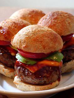 sandwich - The Last Order Avocado Burger, Delicious Sandwiches, Corn Dogs, Ground Meat, Sliders, Burgers, Madness, Hamburger, Nom Nom