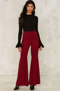 Jilly Flare Pants - Clothes | Fall Bohemia | Wide Leg + Flare