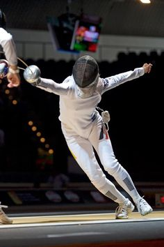 epee fencing on Facebook