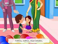 Baar baar din yeh aaye - Children's Popular Animated Film Songs - YouTube