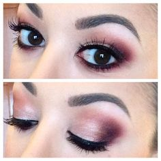 I love this look from @Sephora's #TheBeautyBoard http://gallery.sephora.com/photo/marsala-maven-24658