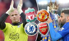 Revealed: The players who could leave Leicester for Arsenal Chelsea Liverpool or Man Utd   via Arsenal FC - Latest news gossip and videos http://ift.tt/1Wl67yk  Arsenal FC - Latest news gossip and videos IFTTT