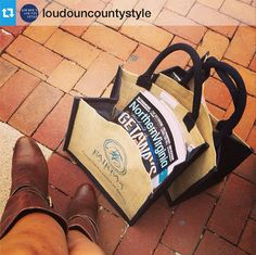 "#Repost from our fabulous VIP @loudouncountystyle ""At @northernvirginiamag's #fashionNOVA in @fairfaxcorner with their #VIP #swagbags and @girlfriendgroup SO EXCITED to be here!"""