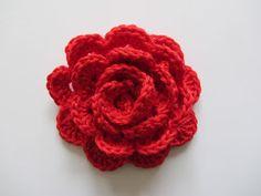 20 Beste Afbeeldingen Van Bloemen Haken Crochet Flowers Crochet