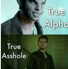 teen wolf, theo, and alpha afbeelding