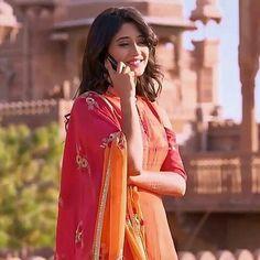 Indian Tv Actress, Indian Actresses, Pakistani Outfits, Indian Outfits, Indian Fashion Dresses, Fashion Outfits, Pics Of Cute Couples, Indian Frocks, Shivangi Joshi Instagram