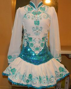 Irish Dance Solo Dress Costume I have 10 solo dresses plus this one and this is my favorite.