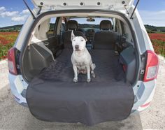 We take a look the Best SUV Cargo Liner With Sides For Dogs & Pets that offers protection from water, slobber, scratching, hair & Up Auto, Best Suv, Dog Car Seats, Puppy Care, Dog Travel, Linnet, Dog Carrier, Pet Carriers, Dog Owners