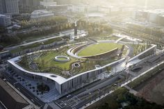 Victims of Nanjing Massacre Memorial Hall / Architectural Design & Research Institute of South China University of Technology