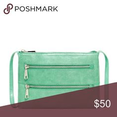 2694d5ec1f659b Shop Women's HOBO Green size OS Crossbody Bags at a discounted price at  Poshmark. Description: Great color for spring/summer.