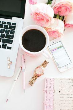 Como aumentar sua produtividade como blogueira. 10 passos para aumentar a produtividade.