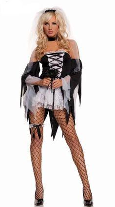 Bride G-88525,halloween costumes for teen girls,monster high halloween costumes,70 s halloween costumes on www.beauty-sexy.com
