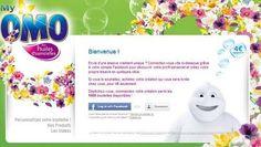 Omo vous propose de recevoir votre bidon de lessive personnalisé avec votre prénom pour seulement 4€.