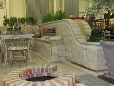 Simulated Stone Products, value for money, trendy, innovative, quality, creative and water wise.