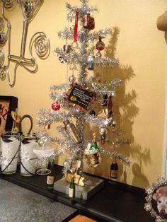 Bar tree w Blackhawk wish