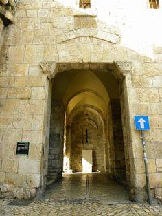 Zion Gate -  Jerusalem, Israel