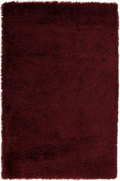 Portland Burgundy Rug