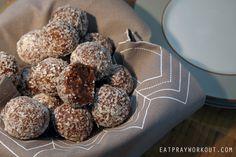 all natural chocolate bliss balls 3