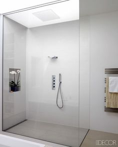 corner bathtub modern - Google Search