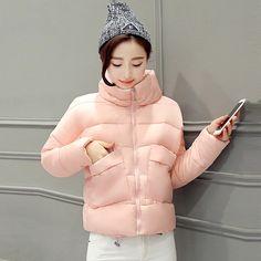 $25.52 (Buy here: https://alitems.com/g/1e8d114494ebda23ff8b16525dc3e8/?i=5&ulp=https%3A%2F%2Fwww.aliexpress.com%2Fitem%2F2016-new-arrival-autumn-and-winter-jacket-women-fashion-bread-clothes-short-cotton-padded-jacket-womens%2F32736622108.html ) 2016 new arrival autumn and winter jacket women fashion bread clothes short cotton padded jacket womens winter jackets and coats for just $25.52