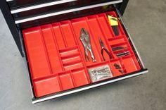 5010 Ten Compartment Organizer Tray