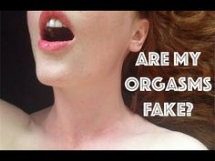 Are My Orgasms Fake?   Venus O'Hara Sex Toy Tester
