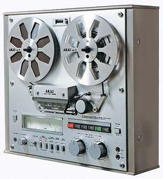 """Akai GX-255 Reel to Reel 7"""" - www.remix-numerisation.fr - Rendez vos souvenirs durables ! - Sauvegarde - Transfert - Copie - Restauration de bande magnétique Audio"""