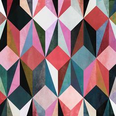 geometric : colour block : Georgiana Paraschiv