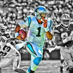 Cam Newton #Panthers