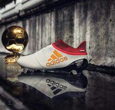 Adidas x 17+Purespeed Mohamed Salah's custum