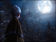 Jack Frost and the Moon