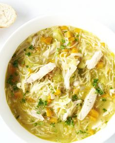 Dutch Recipes, Clean Recipes, Easy Healthy Recipes, Soup Recipes, Easy Meals, Dinner Recipes, Cooking Recipes, Lunch Restaurants, Soup Dish