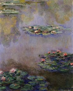 Water Lilies, 1908, Claude Monet